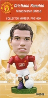 Cristiano Ronaldo, Manchester United - PRO1699 - Corinthian - Prostars - Other Sets - Club Blisters - Card