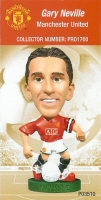 Gary Neville, Manchester United - PRO1700 - Corinthian - Prostars - Other Sets - Club Blisters - Card