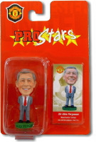 Alex Ferguson, Manchester United - PRO1701 - Corinthian - Prostars - Other Sets - Club Blisters - Blister Pack