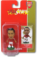 Theo Walcott, Arsenal - PRO1808 - Corinthian - Prostars - Other Sets - Club Blisters - Blister Pack
