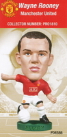 Wayne Rooney, Manchester United - PRO1810 - Corinthian - Prostars - Other Sets - Club Blisters - Card