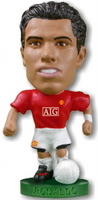 Cristiano Ronaldo, Manchester United - PRO1811 - Corinthian - Prostars - Other Sets - Club Blisters