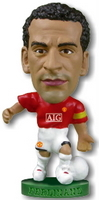 Rio Ferdinand, Manchester United - PRO1813 - Corinthian - Prostars - Other Sets - Club Blisters