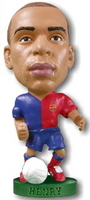 Thierry Henry, Barcelona - PRO1823 - Corinthian - Prostars - Other Sets - Club Blisters
