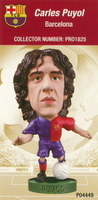 Carles Puyol, Barcelona - PRO1825 - Corinthian - Prostars - Other Sets - Club Blisters - Card