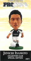Junichi Inamoto, Fulham - PRO725 - Corinthian - Prostars - Other Sets - Collector Club - Card