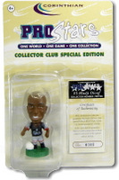 El Hadji Diouf, Liverpool - PRO726 - Corinthian - Prostars - Other Sets - Collector Club - Blister Pack