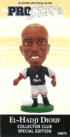 El Hadji Diouf, Liverpool - PRO726 - Corinthian - Prostars - Other Sets - Collector Club - Card