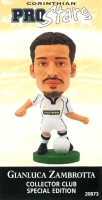 Gianluca Zambrotta, Juventus - PRO727 - Corinthian - Prostars - Other Sets - Collector Club - Card