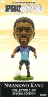 Nkwanku Kanu, Arsenal - PRO795 - Corinthian - Prostars - Other Sets - Collector Club - Card