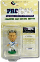 Francesco Coco, Inter Milan - PRO796 - Corinthian - Prostars - Other Sets - Collector Club - Blister Pack