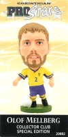 Olof Mellberg, Sweden - PRO797 - Corinthian - Prostars - Other Sets - Collector Club - Card