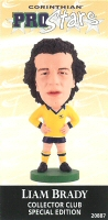 Liam Brady, Arsenal - PRO824 - Corinthian - Prostars - Other Sets - Collector Club - Card