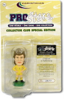 Glenn Hoddle, Tottenham Hotspur - PRO825 - Corinthian - Prostars - Other Sets - Collector Club - Blister Pack