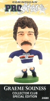 Graeme Souness, Sampdoria - PRO826 - Corinthian - Prostars - Other Sets - Collector Club - Card
