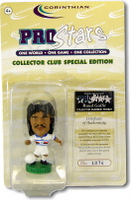 Ruud Gullit, Sampdoria - PRO827 - Corinthian - Prostars - Other Sets - Collector Club - Blister Pack