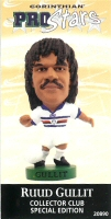 Ruud Gullit, Sampdoria - PRO827 - Corinthian - Prostars - Other Sets - Collector Club - Card