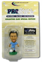 Kazuyuki Toda, Tottenham Hotspur - PRO867 - Corinthian - Prostars - Other Sets - Collector Club - Blister Pack