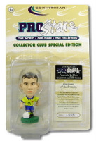 Francis Jeffers, Arsenal - PRO868 - Corinthian - Prostars - Other Sets - Collector Club - Blister Pack
