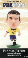 Francis Jeffers, Arsenal - PRO868 - Corinthian - Prostars - Other Sets - Collector Club - Card