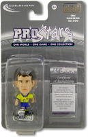 Francis Jeffers, Arsenal - PRO868 - Corinthian - Prostars - Other Sets - Collector Club - Platinum Pack