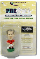 Wayne Rooney, England - PRO869 - Corinthian - Prostars - Other Sets - Collector Club - Blister Pack