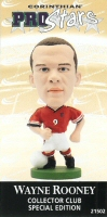 Wayne Rooney, England - PRO869 - Corinthian - Prostars - Other Sets - Collector Club - Card
