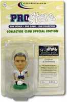 Jermaine Jenas, England - PRO870 - Corinthian - Prostars - Other Sets - Collector Club - Blister Pack