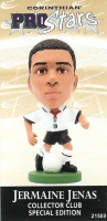 Jermaine Jenas, England - PRO870 - Corinthian - Prostars - Other Sets - Collector Club - Card