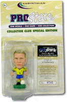 Johan Mjallby, Sweden - PRO894 - Corinthian - Prostars - Other Sets - Collector Club - Blister Pack