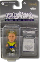 Johan Mjallby, Sweden - PRO894 - Corinthian - Prostars - Other Sets - Collector Club - Platinum Pack