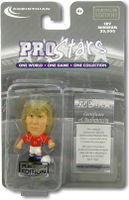 Pavel Nedved, Czech Republic - PRO895 - Corinthian - Prostars - Other Sets - Collector Club - Platinum Pack