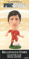 Emre Belozoglu, Turkey - PRO896 - Corinthian - Prostars - Other Sets - Collector Club - Card