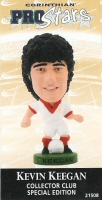 Kevin Keegan, Liverpool - PRO925 - Corinthian - Prostars - Other Sets - Collector Club - Card