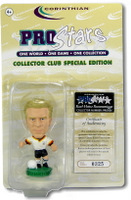 Karl-Heinz Rummenigge, West Germany - PRO926 - Corinthian - Prostars - Other Sets - Collector Club - Blister Pack