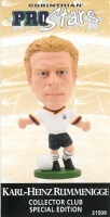 Karl-Heinz Rummenigge, West Germany - PRO926 - Corinthian - Prostars - Other Sets - Collector Club - Card