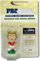 Zbigniew Boniek, Poland - PRO928 - Corinthian - Prostars - Other Sets - Collector Club - Blister Pack