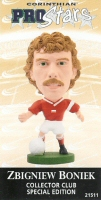 Zbigniew Boniek, Poland - PRO928 - Corinthian - Prostars - Other Sets - Collector Club - Card