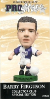 Barry Ferguson, Blackburn Rovers - PRO950 - Corinthian - Prostars - Other Sets - Collector Club - Card
