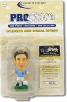 Robbie Fowler, Manchester City - PRO951 - Corinthian - Prostars - Other Sets - Collector Club - Blister Pack