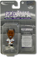 Thierry Henry, France - PRO957 - Corinthian - Prostars - Other Sets - Collector Club - Platinum Pack