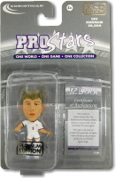 Jon Dahl Tomasson, Denmark - PRO958 - Corinthian - Prostars - Other Sets - Collector Club - Platinum Pack