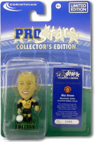 Wes Brown, Manchester United - PRO530 - Corinthian - Prostars - Other Sets - Collector Edition - Blister Pack