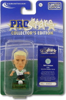 Neil Lennon, Celtic - PRO540 - Corinthian - Prostars - Other Sets - Collector Edition - Blister Pack