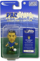Rio Ferdinand, Leeds United - PRO541 - Corinthian - Prostars - Other Sets - Collector Edition - Blister Pack