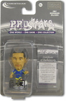 Rio Ferdinand, Leeds United - PRO541 - Corinthian - Prostars - Other Sets - Collector Edition - Platinum Pack