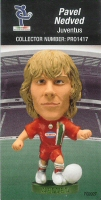 Pavel Nedved, Juventus - PRO1417 - Corinthian - Prostars - Other Sets - Convention Pick'n'Mix - Card