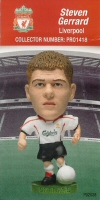 Steven Gerrard, Liverpool - PRO1418 - Corinthian - Prostars - Other Sets - Convention Pick'n'Mix - Card