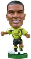 Florent Malouda, Chelsea - PRO1762 - Corinthian - Prostars - Other Sets - Convention Pick'n'Mix