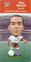 Theo Walcott, Arsenal - PRO1765 - Corinthian - Prostars - Other Sets - Convention Pick'n'Mix - Card